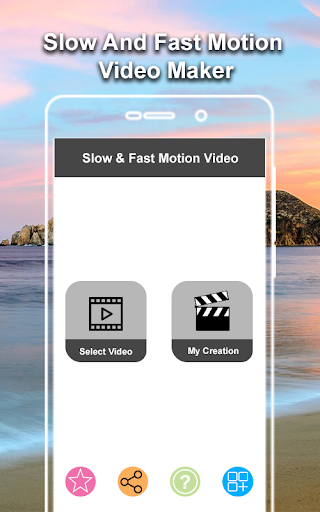 Slow and Fast Motion Video Maker Video Editor 1.0 screenshots 1