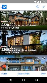 Zillow Real Estate & Rentals Screenshot 2