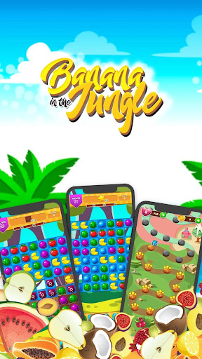 Banana in The Jungle - Play with Friends! Rankings  screenshots 4