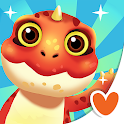 Dino Farm - Dinosaur Games For Kids icon