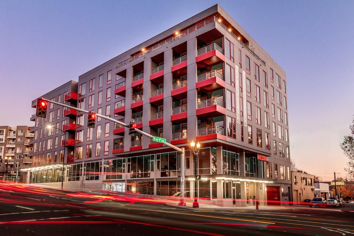 The Nexus Pdx Portland Apartment Living