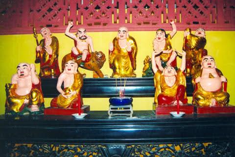 Bộ tượng La-hán
