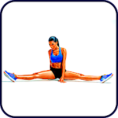 Splits In 30 Days - Stretching Icon