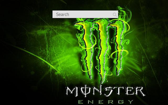 Monster Theme wallpaper