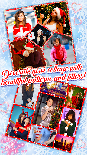 download photo collage maker custom christmas cards on pc mac
