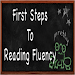 First Steps to Reading Fluency Icon