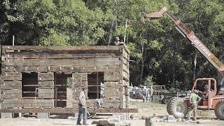 The Historic Civil War Cabin