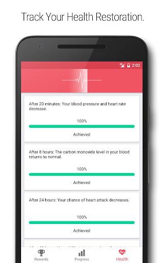 Quit Tracker: Stop Smoking  screenshots 4