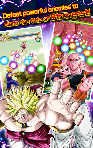 DRAGON BALL Z DOKKAN BATTLE 3.6.1 screenshots 2