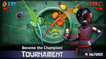 Screenshot of Fruit Ninja