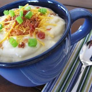 Baked Potato Soup V.