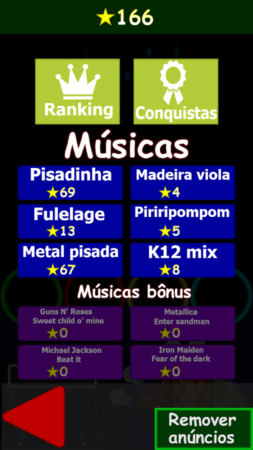 Guitarra humana- screenshot