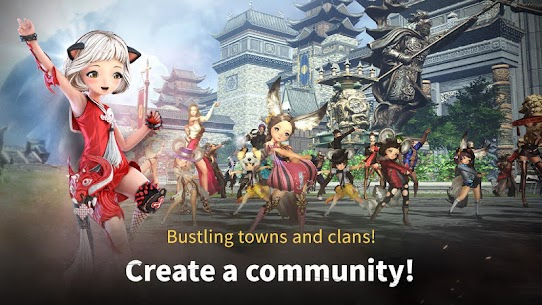 Blade&Soul Revolution Apk Download For Android and Iphone 4