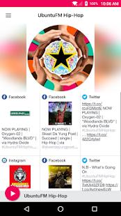 UbuntuFM Hip-Hop - náhled