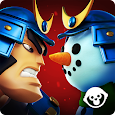 Samurai Siege: Alliance Wars apk