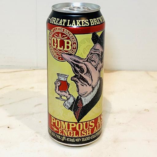 Pompous Ass English Ale