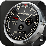 Adventure Analog Watch Face Icon