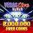 Vegas Live Slots : Free Casino Slot Machine Games Icône