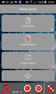 GO Download MP3 Music Player Plus Free, Theme 2018 APK for Bluestacks