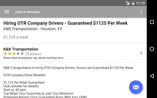 Jobs in Houston, Texas, USA  screenshots 8