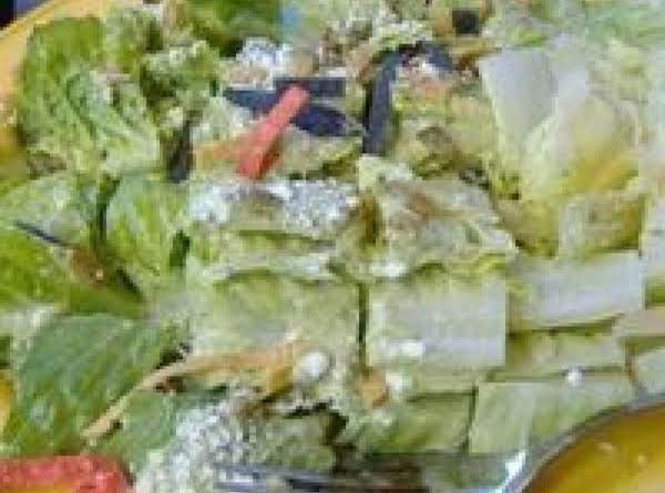 Mexican Ceasar Salad Recipe