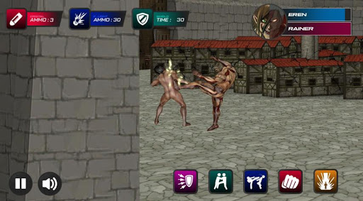 Attack On Titan 1.1.0 screenshots 8