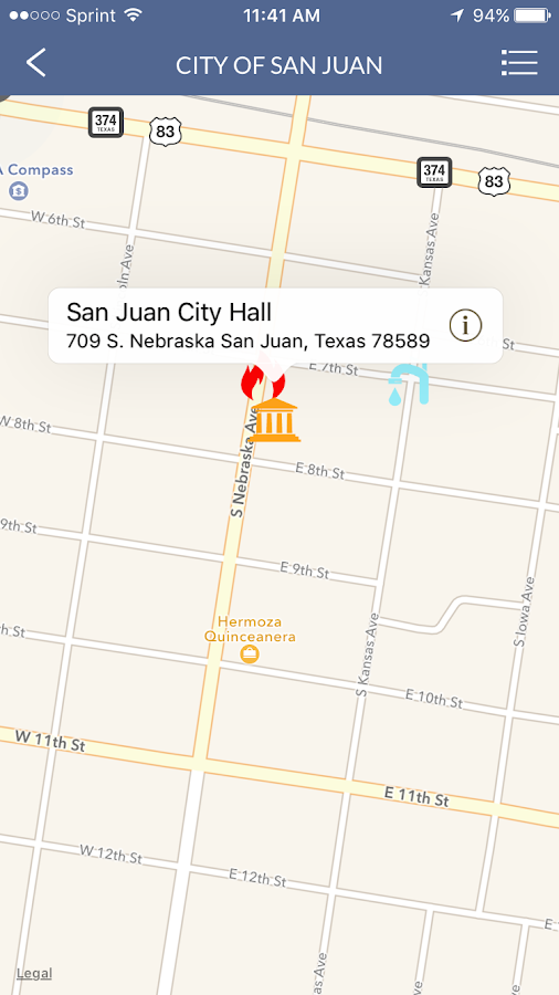 San Juan Texas- screenshot