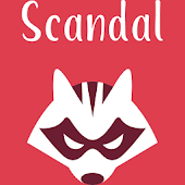 Anonymous chat rooms. Scandal