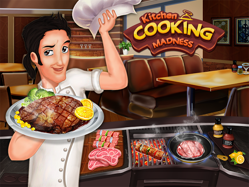 Kitchen Cooking Madness Screenshot