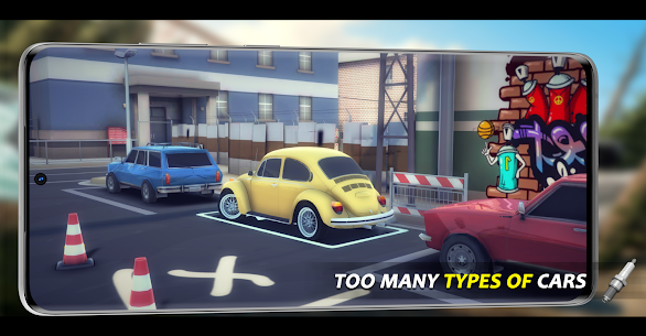Parking: Revolution Car Zone Pro 7