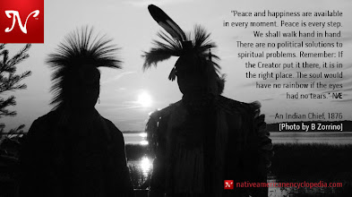 Photo: Peace and happiness are available in every moment. Peace is every step. We shall walk hand in hand. There are no political solutions to spiritual problems. Remember: If the Creator put it there, it is in the right place. The soul would have no rainbow if the eyes had no tears. —An Indian Chief, 1876 [Photo by B Zorrino]