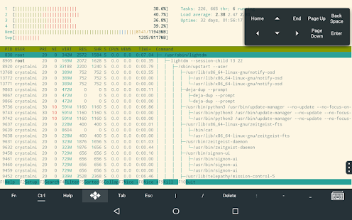 Serverauditor SSH client/shell- screenshot thumbnail