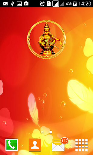 Ayyappa Clock  screenshots 3