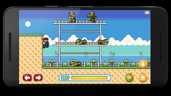 Island Fighter - Super Agent - náhled