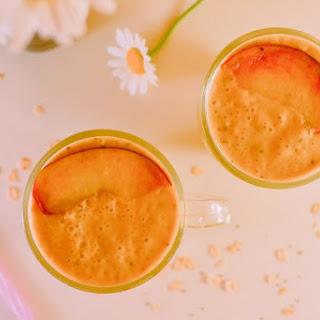Peach And Turmeric Smoothie