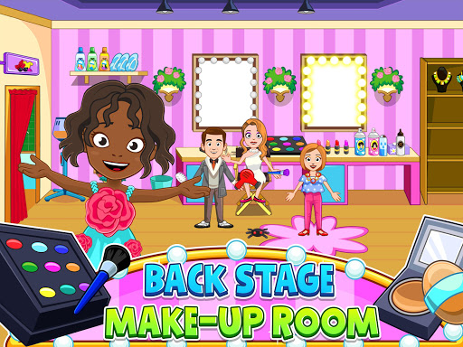 My Town : Fashion Show android2mod screenshots 8