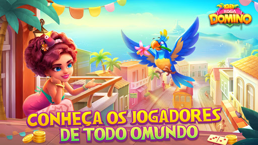 KOGA Dominu00f3-Clu00e1ssico Brazil Dominu00f3 Gameplay 1.02 screenshots 1