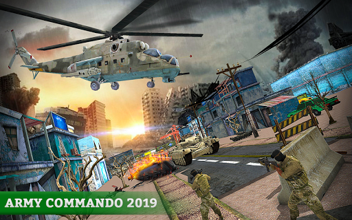 FPS Commando Secret Missions - Advance Simulator - screenshot
