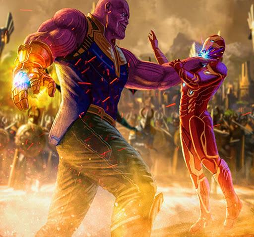Thanos Monster Vs Avengers Superhero Fighting Game 1.0 9