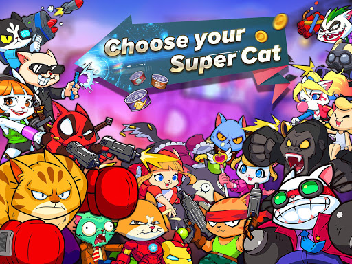 Super Cats  captures d'écran 3