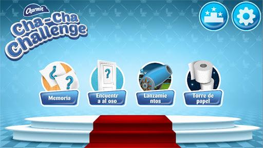 Charmin Cha-Cha Challenge