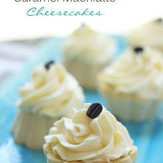 Egg Fast Caramel Machiatto Cheesecakes – Low Carb.