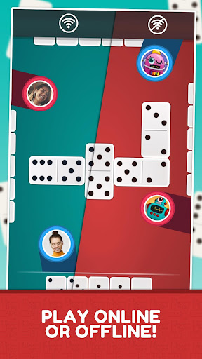 Dominoes Jogatina: Classic and Free Board Game 4.8.5 screenshots 4