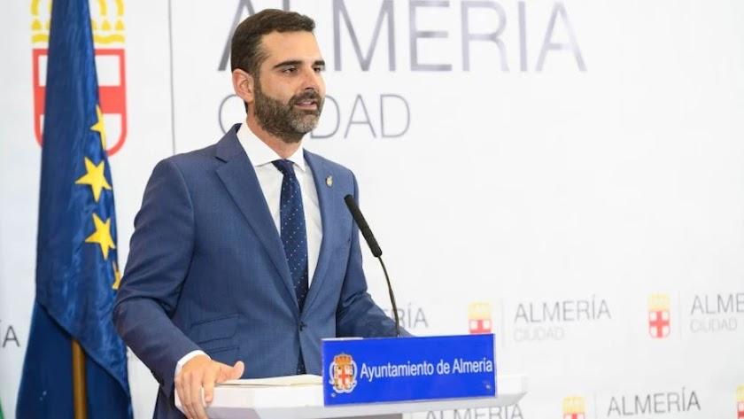 Ramón Fernández Pacheco en una imagen de archivo.