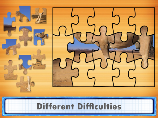 Animal Jigsaw Puzzles DayCare 1.0 screenshots 5