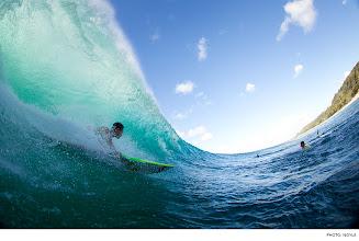 Photo: Makua Rothman, Pipeline. Photo: Noyle #surferphotos
