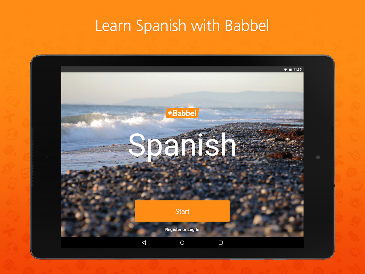 Learn Spanish with Babbel- screenshot