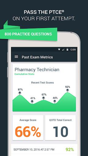 玩免費教育APP|下載Pharmacy Tech Exam Prep 2016 app不用錢|硬是要APP