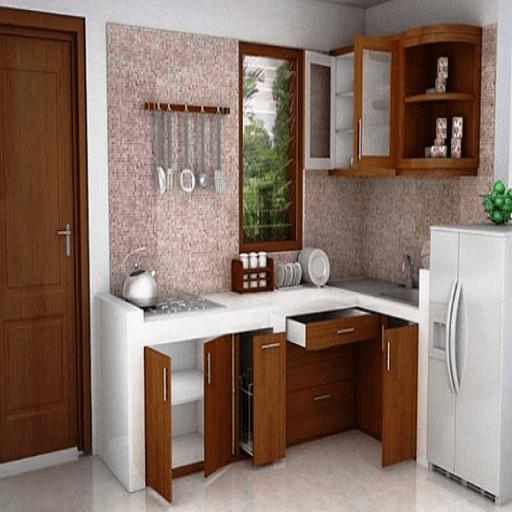 Desain Dapur Modern Screenshot