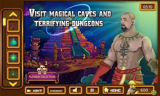 Fantasy Room Escape - Mysterious Of Circle World - náhled